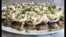Селедка Под Сырным Соусом Это Невероятно Вкусная Закуска / Herring Under Cheese Sauce