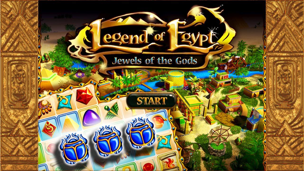 Легенда Египта: Сокровища богов | Legend of Egypt: Jewels of the Gods (En)