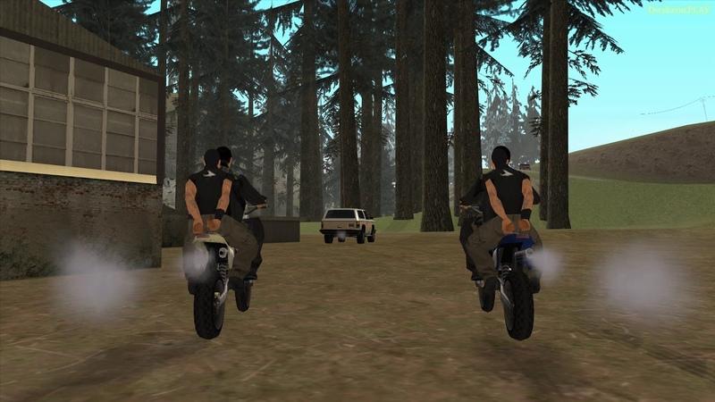 Прохождение GTA San Andreas на 100% - Миссия 50: Приманка