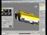 [3Ds max] Как создать диски к авто в SA:MP