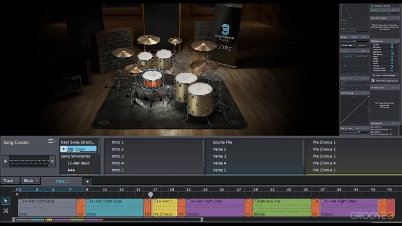 Groove3 - Superior Drummer 3 Explained
