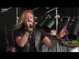Hammerfall - Live Wacken Open Air (2014)