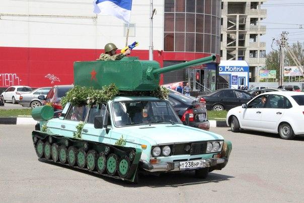 Наличие тяжелого вооружения на парадах в оккупированных Донецке и Луганске нарушает Минские соглашения, - ОБСЕ - Цензор.НЕТ 1852
