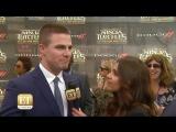 ET Canada Video - Stephen Amell Talks TMNT 2 Premiere