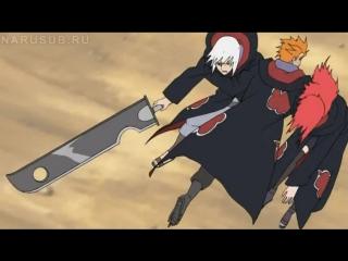 Naruto Shippuuden - 143. Восьмихвостый против Саске