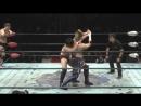 Daichi Hashimoto, Hideyoshi Kamitani vs. Yoshihisa Uto, Takuya Nomura (BJW - Death Match King Death)
