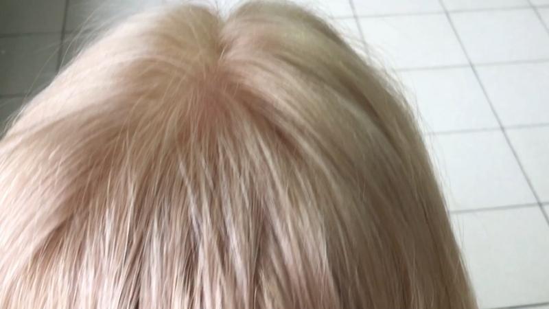 Шикарный блонд