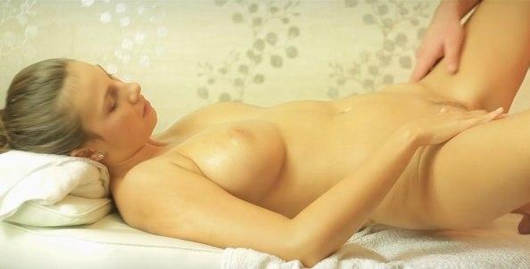 Пациентка секс массажа