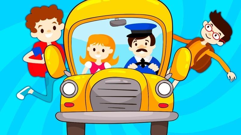 Детские песенки - Сборник Новых Серии - Мультфильмы для Детей 31