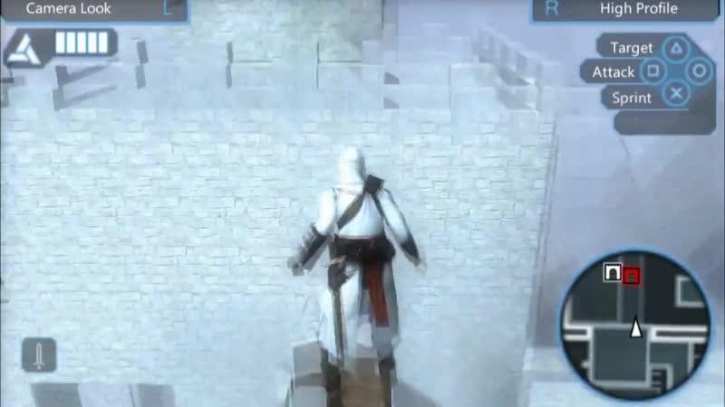 ХАЛТУРНЫЙ АЛЬТАИР ¦ Assassins Creed Bloodlines [PSP Review]