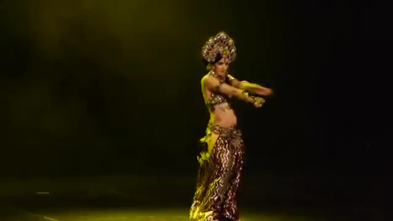 Habibi Lal КИРА ЛЕБЕДЕВА Украина TRIBAL BEAT FEST 2016