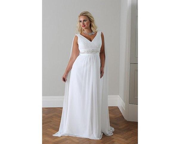Свадебные платья спб большие размеры