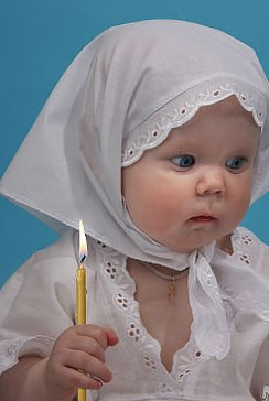 Благослови всех детей, Господи!