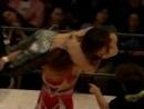 Meiko Satomura vs. Dynamite Kansai Meiko Satomura vs. KAORU - Digest 9.2.2001