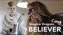Believer - Imagine Dragons - Bigfoot Puddles - Jazzy Style cover