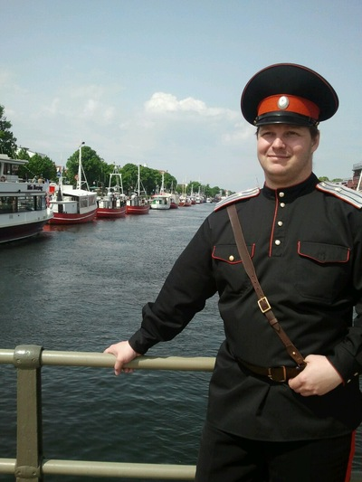 Александр Миненков, Минск, id4200228