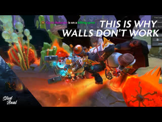 This is why Walls don't Work