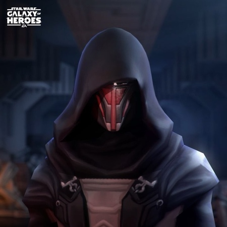 """EA Star Wars on Instagram """"The Scourge of the Old Republic event is coming soon! Join Bastila Shan (Fallen), Canderous Ordo, Carth Onasi, Juhani, ..."""