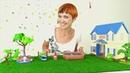 Con Maria in parco acquatico migliore per i piccoli giocattoli e bambini, video per bambini
