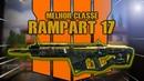 MELHOR CLASSE DE RAMPART 17 - BO4 XBOX ONE