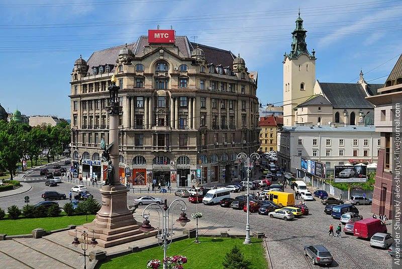 18 метров над уровнем Львова — Самый сок!