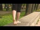 Barefoot in the city Босиком по городу