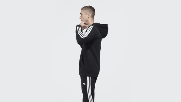 Толстовка 3-Stripes