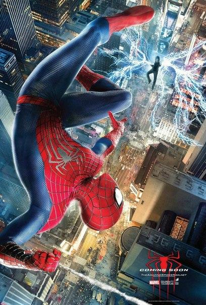 Новый Человек-паук: Высокое напряжение , 2014
