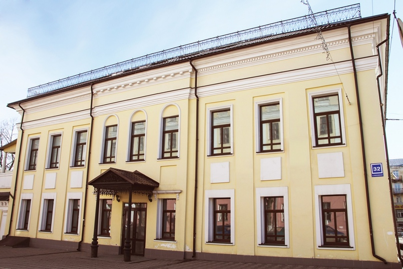 Дом Иуды Колошина. 2015 г.