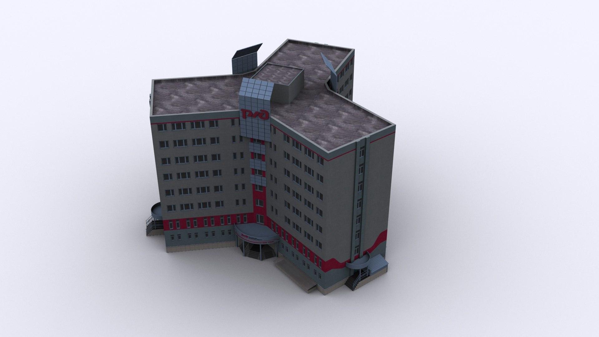 Экспериментальное Кольцо ВНИИЖТ в Щербинке