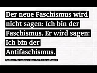 CDU Rheinland - Pfalz: SPD steckt bis zum Hals im Antifa - Sumpf