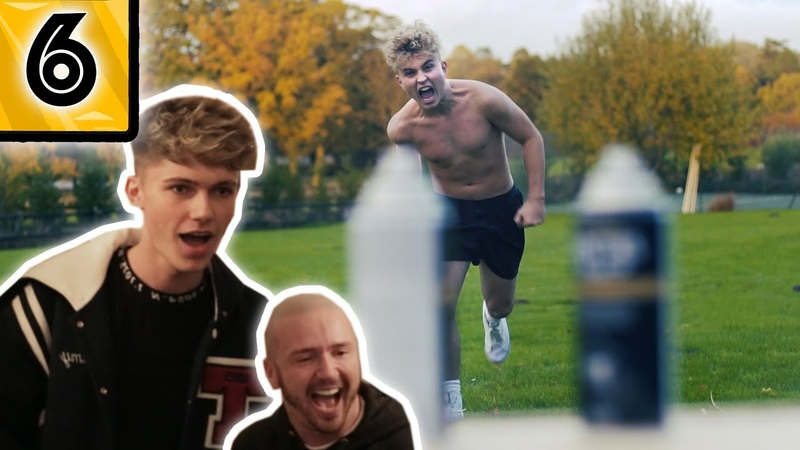 HRVY BLAIR CAME TO SEE OUR NEW HOUSE!