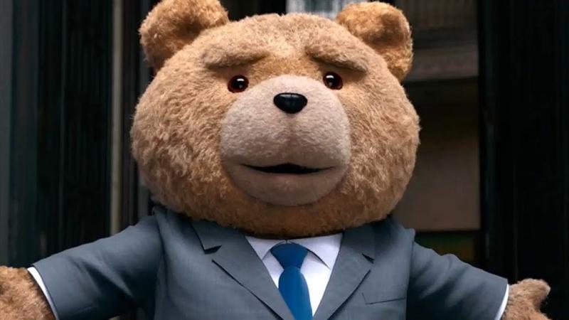 Перевозчик и Медведь 3