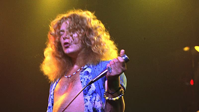 Led Zeppelin - Rock And Roll 1971 (Live at Madison Square Garden in New York City, U.S. 1973)