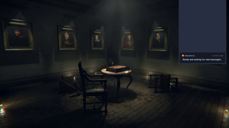 Layers of Fear. Cлой за слоем
