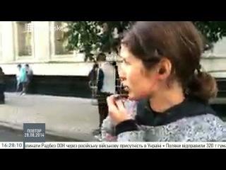 Якщо Президент не вийде, то мітингувальники погрожують зайти в Адміністрацію - Тетяна Козирєва <#HromadskeTV>