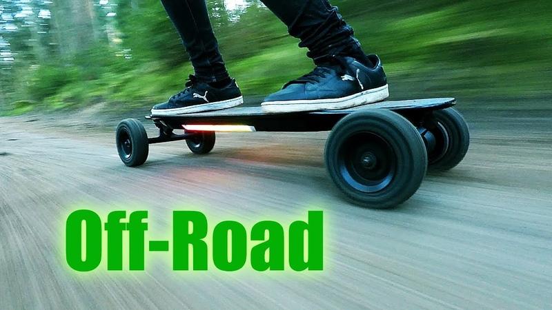 Off road Electric Longboard