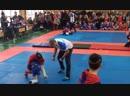 Первый бой (видео второе)
