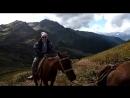 В горы на лошадях