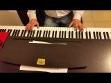 Вальс из кф Мой ласковый и нежный зверь (Вальс Евгений Дога) - круто исполняет на ...