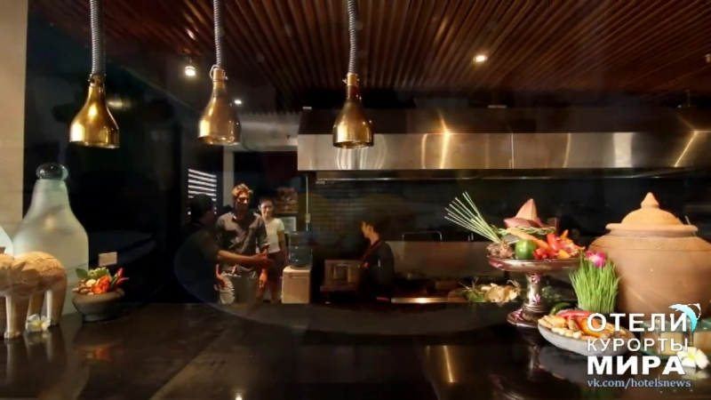 Индонезия, Бали, отель ANANTARA SEMINYAK BALI RESORT SPA