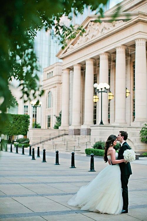 cmjNVouM8Bk - Изумительная свадьба в стиле Гламур (25 фото)