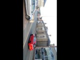 2ltr Corsa vxr poping and spitting flames