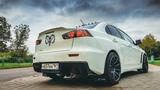 Mitsubishi Lancer Evolution 10. Последний, но не лучший