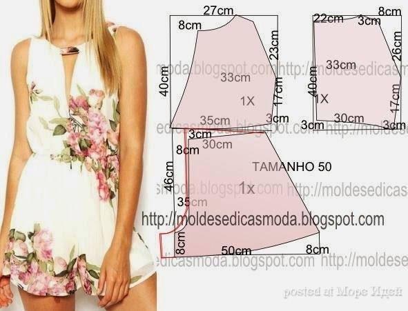 Моделируем летние шорты (4 фото) - картинка