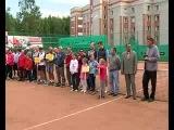В Рыбинске прошёл турнир по теннису среди ветеранов