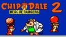 Chip And Dale 2: прохождение Чип И Дейл 2 (NES, Famicom, Dendy)