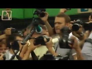 Речь Навального на Ярославском вокзале 20-07-13