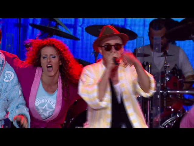 Tropico Band - Pusti ritam (Kombank Arena 2016)HD
