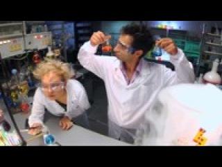 Даёшь молодёжь! • Учёные – Роберт и Анна • Средство против курения